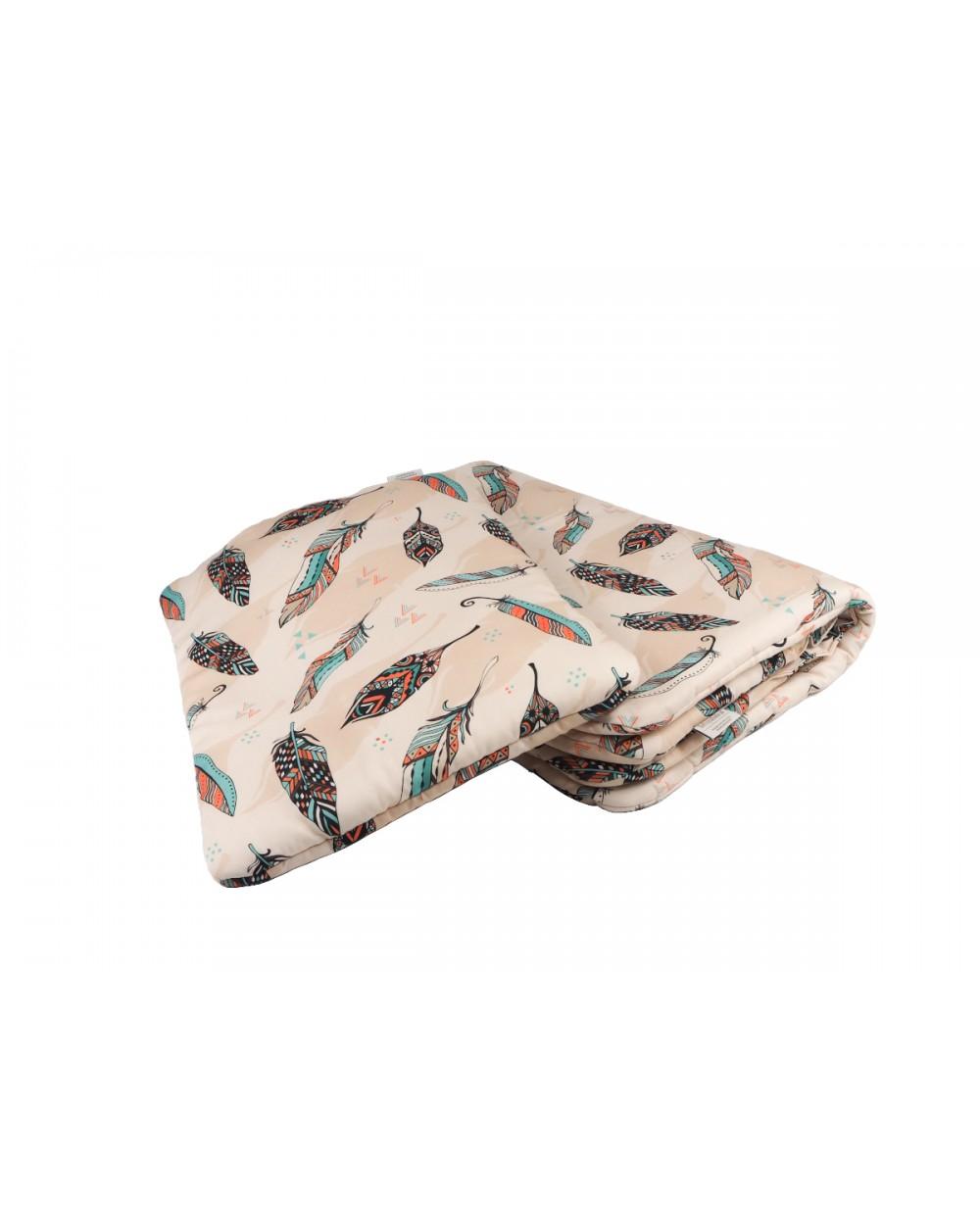 kołdra poduszka niemowlęca