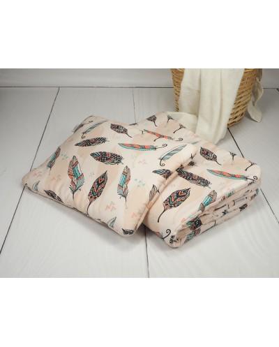 kołdra poduszka dla dziecka