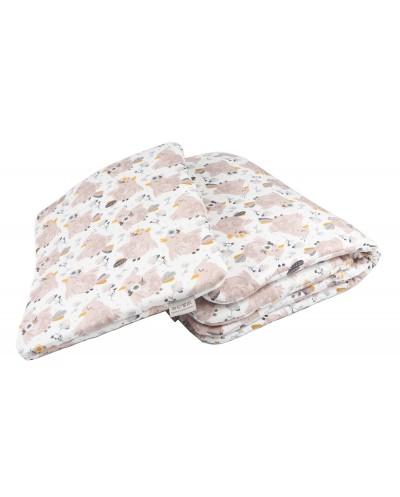 kołdra i poduszka pościel niemowlaka