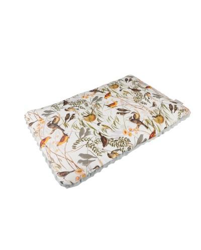 Poduszka Minky dla dziecka